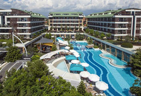 Sensimar Side Resort - Antalya Flughafentransfer