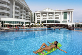 Roma Beach Resort - Antalya Airport Transfer