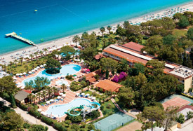 Sultan Beldibi Hotel - Antalya Taxi Transfer