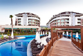 Sherwood Dreams Resort - Antalya Luchthaven transfer