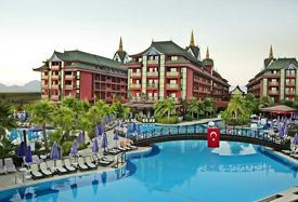 Siam Elegance Hotel - Antalya Luchthaven transfer