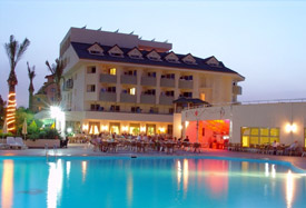 Side Breeze Hotel - Antalya Flughafentransfer