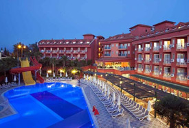 Club Side Coast Hotel - Antalya Luchthaven transfer