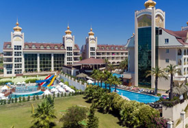 Side Crown Charm Palace - Antalya Taxi Transfer