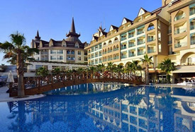 Side Crown Palace - Antalya Airport Transfer