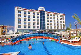 Side Kum Hotel - Antalya Flughafentransfer