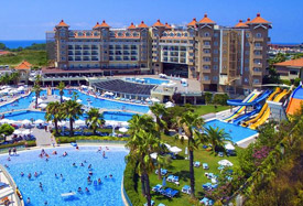 Side Mare Resort - Antalya Transfert de l'aéroport