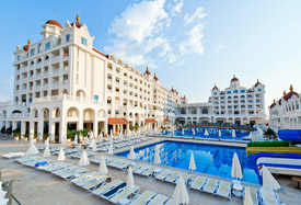 Oz Hotels Side Premium - Antalya Flughafentransfer