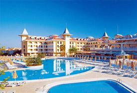 Side Star Resort - Antalya Taxi Transfer