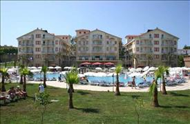 Side West Park - Antalya Airport Transfer