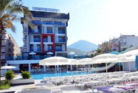 Smartline White City Beach - Antalya Airport Transfer