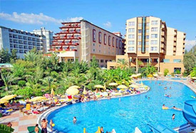 Hotel Stella Beach - Antalya Трансфер из аэропорта