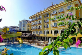 Stella Hotel - Antalya Airport Transfer