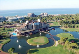 Sueno Hotels Golf - Antalya Flughafentransfer