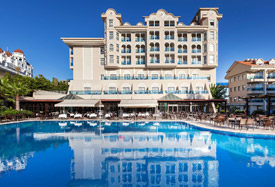 Sultan of Side Hotel - Antalya Luchthaven transfer