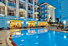 Sultan Sipahi Resort - Antalya Luchthaven transfer