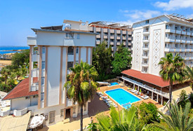 Sun Maritim Hotel - Antalya Airport Transfer