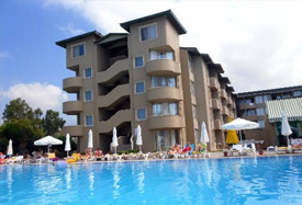 Sunset Beach Hotel - Antalya Airport Transfer