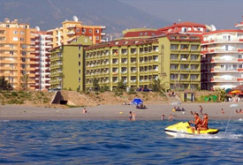 Sunstar Beach Hotel - Antalya Flughafentransfer