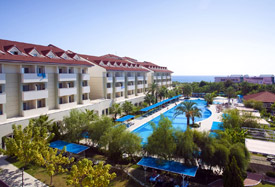 Sural Resort Hotel - Antalya Airport Transfer