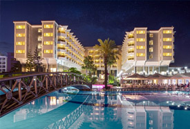 Terrace Beach Resort - Antalya Airport Transfer