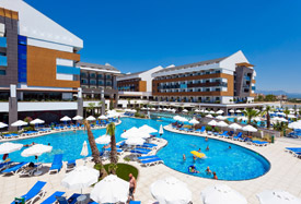Terrace Elite Resort - Antalya Luchthaven transfer