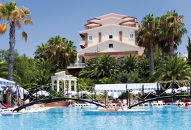 Thalia Beach Resort - Antalya Airport Transfer