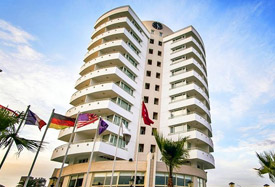 The Corner Park Hotel - Antalya Airport Transfer