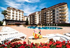 Titan Garden Hotel - Antalya Taxi Transfer