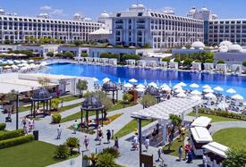 Titanic Deluxe Belek - Antalya Airport Transfer