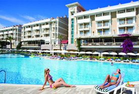 Trendy Aspendos Beach - Antalya Трансфер из аэропорта