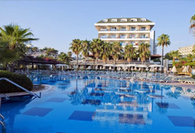 Trendy Palm Beach - Antalya Airport Transfer