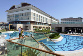 Trendy Verbena Beach - Antalya Flughafentransfer