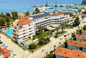 Imperial Turkiz Resort Hotel Kemer - Antalya Taxi Transfer