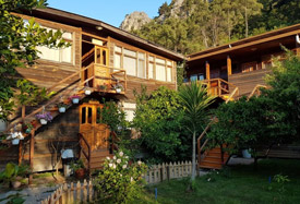 Turkmen Tree Houses - Antalya Taxi Transfer