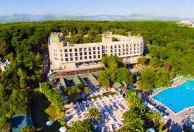 Turquoise Resort Hotel - Antalya Airport Transfer