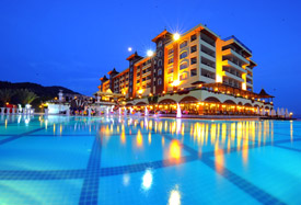 Utopia World Hotel - Antalya Airport Transfer