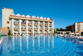 Victory Resort Holiday - Antalya Taxi Transfer