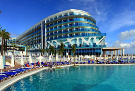 Vikingen Infinity Resort - Antalya Airport Transfer