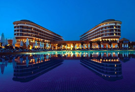 Voyage Belek Golf Spa - Antalya Airport Transfer
