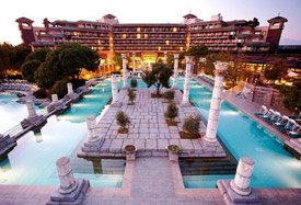 Xanadu Resort Hotel - Antalya Taxi Transfer