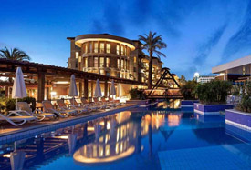 The Xanthe Resort Spa - Antalya Luchthaven transfer