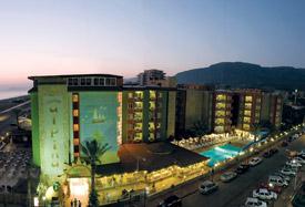 Xeno Hotel Sonas Alpina - Antalya Taxi Transfer