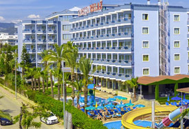 Caretta Relax Hotel - Antalya Трансфер из аэропорта