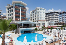 Xperia Saray Beach - Antalya Airport Transfer
