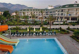 Zena Resort Hotel - Antalya Flughafentransfer