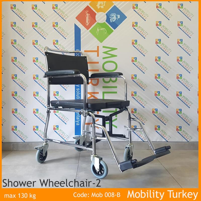 Shower wheelchair (Type 1)