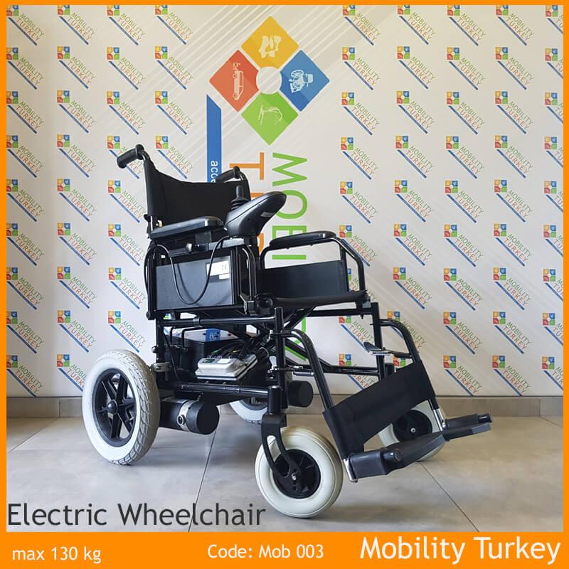 Electric Wheelchair (Standart)