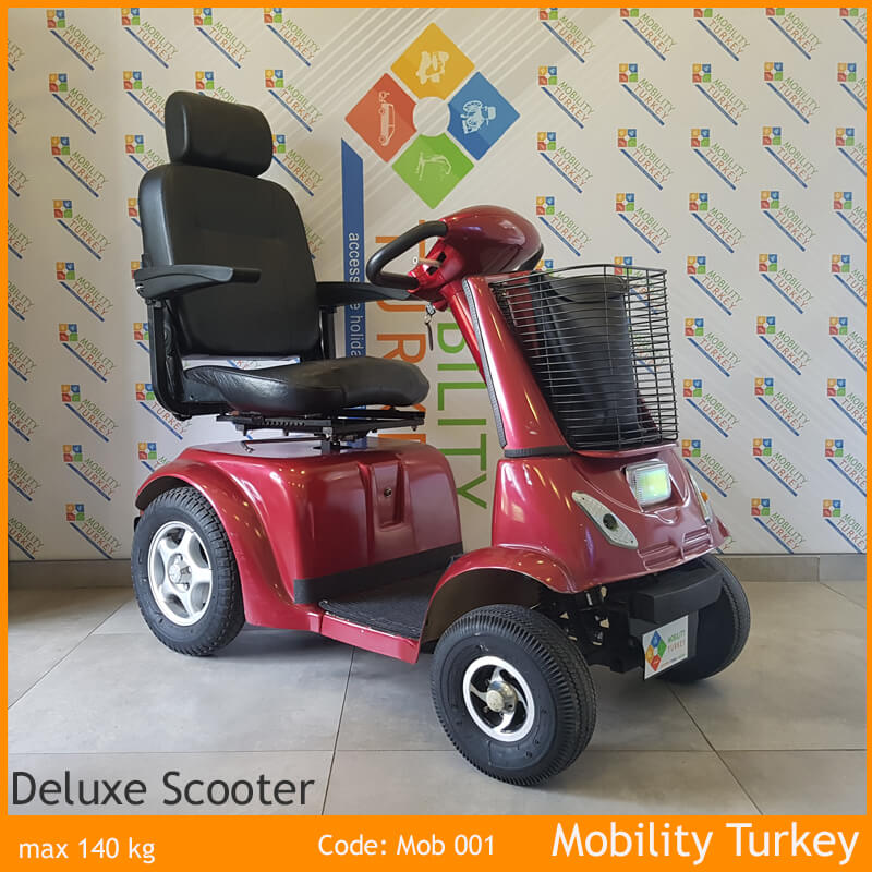 Deluxe Mobility Scooter