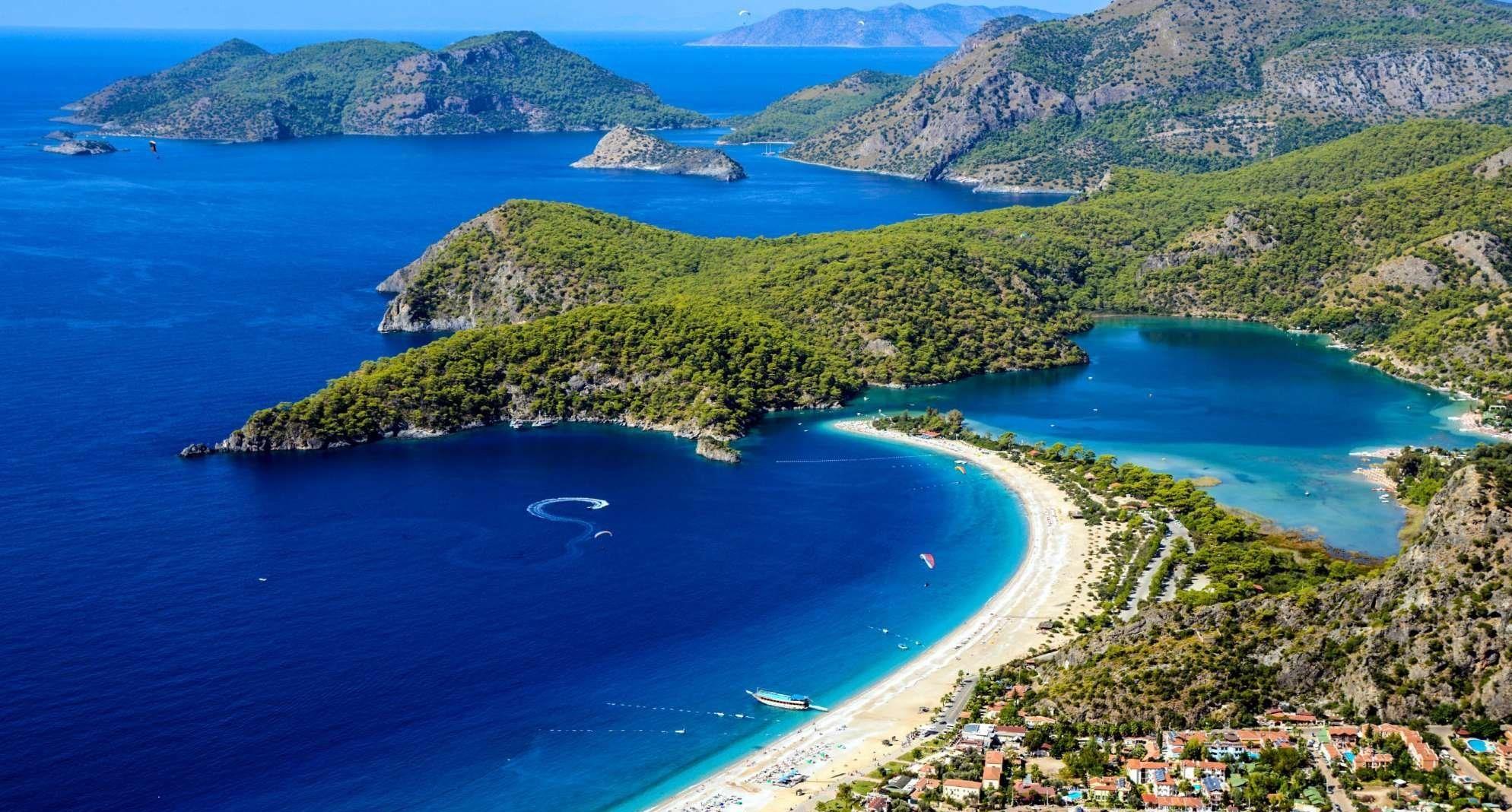 Blue waters, Fethiye